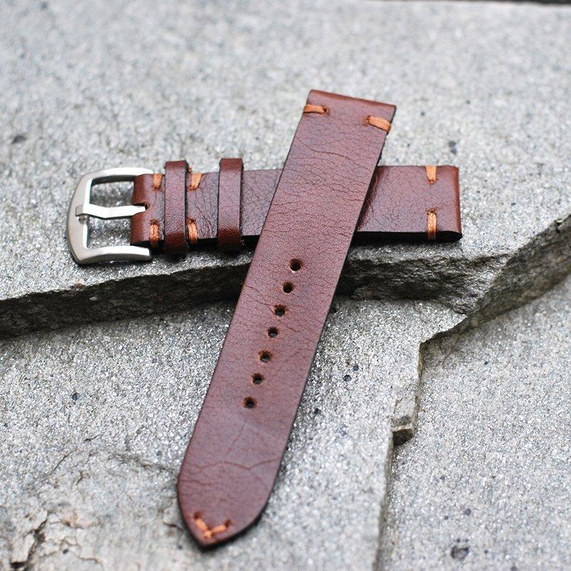 Vintage brun – Martu Leather
